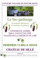 Affiche autour du bio-jardinage